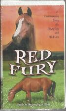Red Fury vhs clamshell case