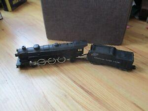 American Flyer 289 steam loco Not Running (1/13/21)
