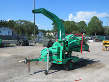 "2012 Vermeer BC600XL 6"" XL Wood Chipper Brush Shredder Kohler Towable bidadoo"