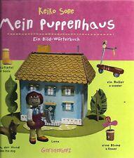 Mein Puppenhaus - Ein Bild-Wörterbuch - Deutsch - Englisch / Keiko Sone