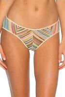Becca by Rebecca Virtue 253208 Womens Hipster Bikini Bottom Swimwear Size S