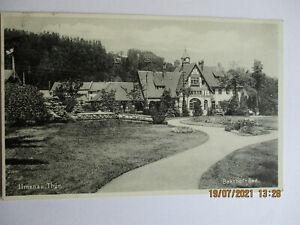 Ilmenau Kreis Erfurt Eisenbahn Bahnhof - Bad nach Saalfeld / Saale 1930