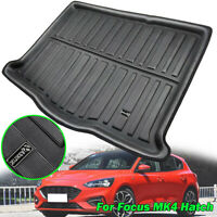 For Ford Focus MK4 Hatchback 2019 Tailored Cargo Boot Liner Tray Trunk Floor Mat