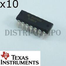 TL084CN  JFET-Input Operational Amplifiers DIP-14 Texas RoHS (lot de 10)