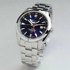 New ORIENT Watch ORIENT STAR  WZ0071DJ GMT Mechanical Automatic  IMPORT JAPAN