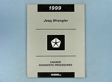Chassis Diag. Procedures, Teves Mk IVG ABS, 1999 Jeep Wrangler TJ, 81-699-98069