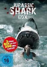 Jurassic Shark Box (2014) HORROR DVD NEU&OVP D206