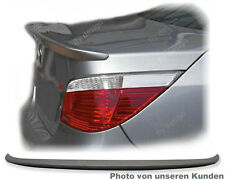 BMW 5er e60 BERLINA TUNING Tappetino becco Heck SPOILER SPOILER labbro Lid-a Type