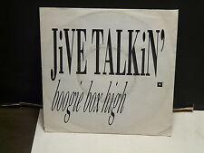 BOOGIE BOX HIGH Jive talkin SON 7842 9