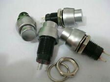 1pcs Locking OFF-ON Push Button Car/Boat Switch 12V 24V 36v-110v 250v 10mm Mount