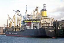 mc2404 - Cyprian Cargo Ship - Baltic Mercur , built 1988 - photo 6x4
