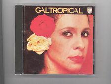 (CD) Gal Tropical / Gal Costa  / [PHILIPS]