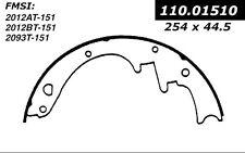 Centric Parts 112.01510 Rear Premium Brake Shoes