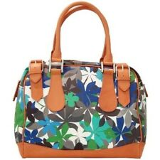 Paul smith bolsa estampado flores, pequeño violet bag flores
