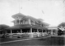 Old Photo Haleiwa Hotel, Waialua, Oahu - Hawaii