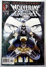marvel knights wolverine the punisher 4  marvel comics