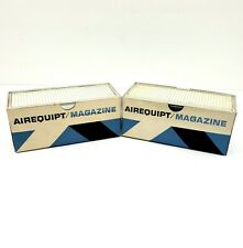 "Airequipt Magazine Automatic Slide Changer Lot of 2 Holds 36 2""× 2"""