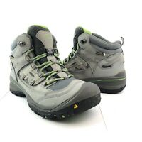 Keen Liberty Ridge Gray Outdoor Waterproof Hiking Boots Mens Size 7 UK 4.5