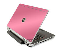 PINK Vinyl Lid Skin Cover Decal fits Dell Latitude E6430s Laptop