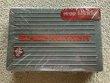 """VINTAGE COLLECTABLE  """"BLADE RUNNER"""" Briefcase Edition * Mint * 5-HD/DVD Disc Set"""