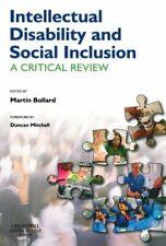 Intellectual Disability and Social Inclusion: A, Bollard, Richard,,