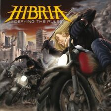 HIBRIA - Defying The Rules CD