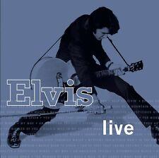 Elvis Presley-Elvis Live CD