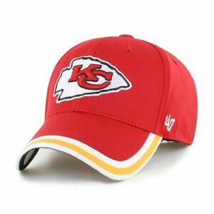 Kansas City Chiefs NFL '47 MVP Adjustable Cap Hat Football Men's Strapback KC MO