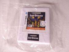 PROFESSOR LAYTON & THE LAST SPECTER  NINTENDO 3DS PROMO PUZZLE Rare