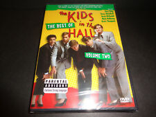 THE BEST OF THE KIDS IN THE HALL-Volume 2-Fresh & disarming--STRONG LANGUAGE