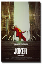 Joker Movie Poster - 11x17 inches 2019 Joaquin Phoenix  SameDay Ship from USA