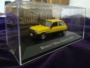 Renault 5 Mirage Zapatito 1/43