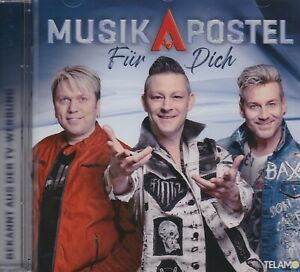 MusikApostel*Für Dich + 2 Bonustitel*VÖ 2021*