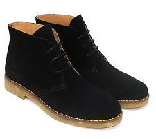 Women's Suede Lace Up Ankle Boots