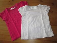 Lot de 2 Tee-shirts,MC,T3-4ans,marque H&M,en TBE