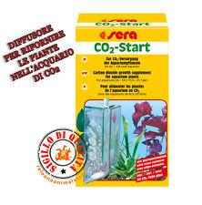 SERA CO2 START DIFFUSORE ANIDRIDE CARBONICA + 20 COMPRESSE fertilizzante piante