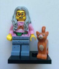 THE LEGO MOVIE MINIFIGURES (71004). Mrs. Scratchen-Post