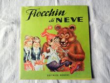 Libro FIOCCHIN DI NEVE Editrice Boschi