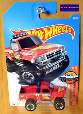 Hot Wheels '87 Toyota Pickup Truck Hilux [Red] - New/Sealed/VHTF [E-808]