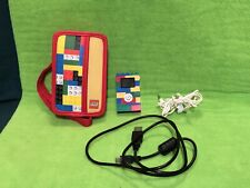 2000s Works LEGO 2GB MP3 Player Bundle W/ Case, Charger, And Extra Headphones