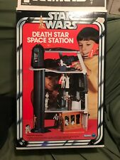 1977 Original Star Wars Death Star Space Station BOX ONLY Nice and Clean! #38050