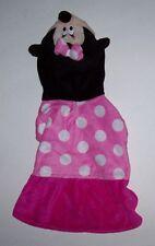 Disney Minnie Mouse Dog Cat Pet Halloween Costume Dress up Pink Plush Size Small