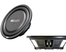 "MB Quart DS1-204 400W 8"" Discus Series Dual 4-ohm Shallow Mount Car Sub woofer!!"