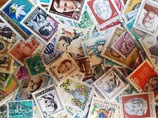 HONGRIE  Pochette 50 timbres oblitérés , tous differents, bon etat ACA