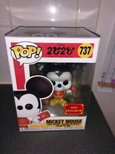 Funko POP Disney 2020 Mickey Chinese New Year Zodiac Asia Excl #737 +Protector
