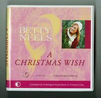 A Christmas Wish - by Betty Neels - 5CD - Audiobook