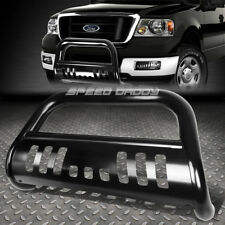 FOR 04-16 FORD F150 NON-ECOBOOST/03+EXPEDITION BLACK BULL BAR PUSH BUMPER GUARD