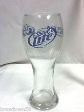 Miller Lite beer glass bar glasses 1  Brothers Bar & Grill cocktail FJ3