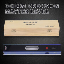 12 Master Precision Level In Fitted Box For Machinist Tool 0000210 Ship