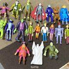 Lots Scooby-Doo Wolfman Haunted Dracula Phantom Shaggy Dog Monsters 5\'\' Figure